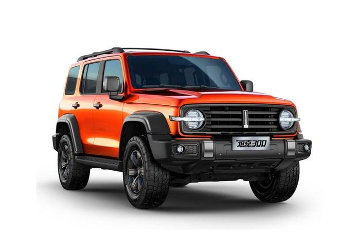 La copia china del Ford Bronco arranca su comercialización en Australia