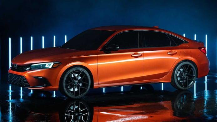 Filtrada la gama mecánica al completo del Honda Civic de nueva generación