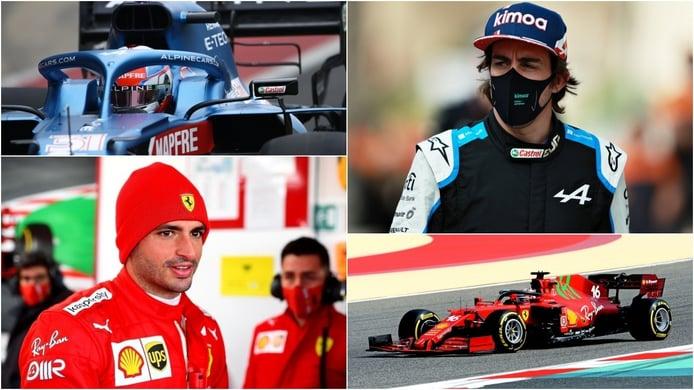 Horarios y dónde ver los test de pretemporada F1 2021
