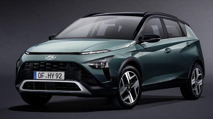 Hyundai Bayon, un nuevo B-SUV cargado de estilo y tecnología