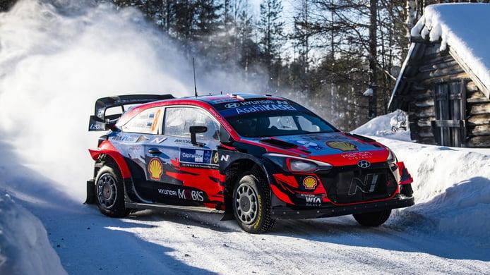 Hyundai Motorsport trabaja en su 'Rally1' sin luz verde desde Corea