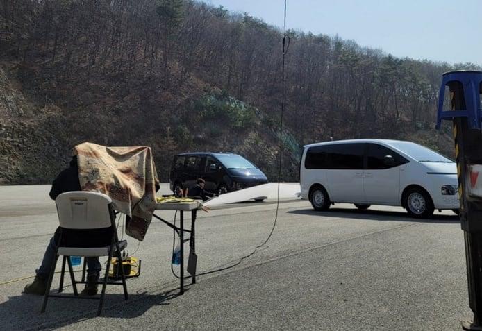 El nuevo Hyundai Staria filtrado antes de su presentación