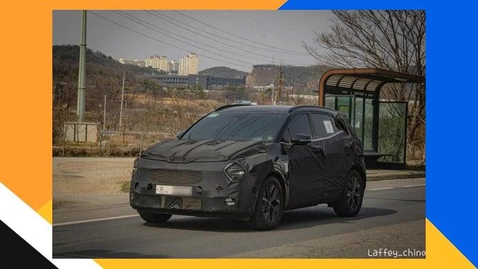 Los prototipos del KIA Sportage 2022 desvelan nuevos detalles en Corea del Sur
