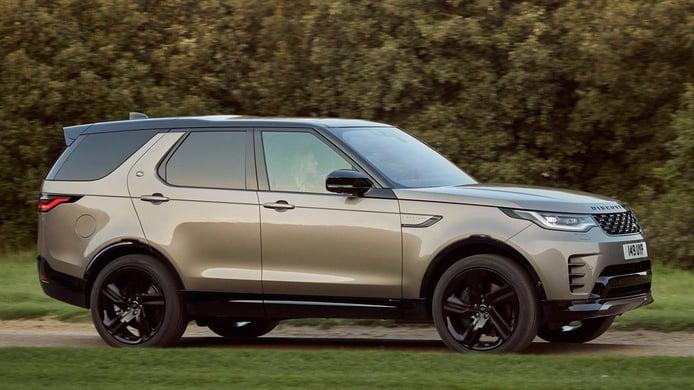 Los futuros Land Rover Discovery Sport y Range Rover Evoque serán electrificados