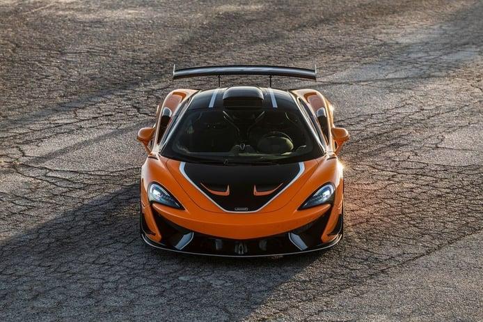 El McLaren 620R R Pack, un deportivo con genes GT4, broche de oro a los Sport Series