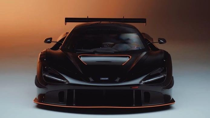 McLaren 720S GT3X, el deportivo británico sin concesiones para circuito