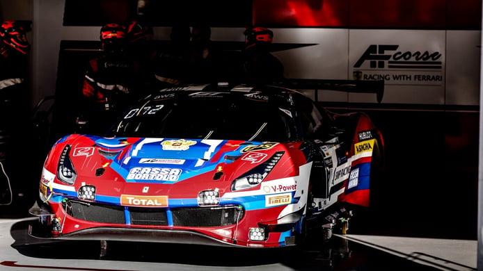 Miguel Molina apuesta por los GT3 como categoría GT del WEC