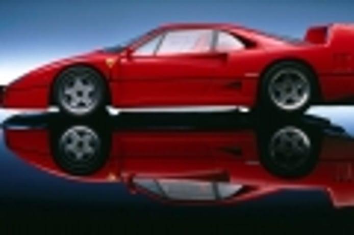 Amores de juventud: el Ferrari F40