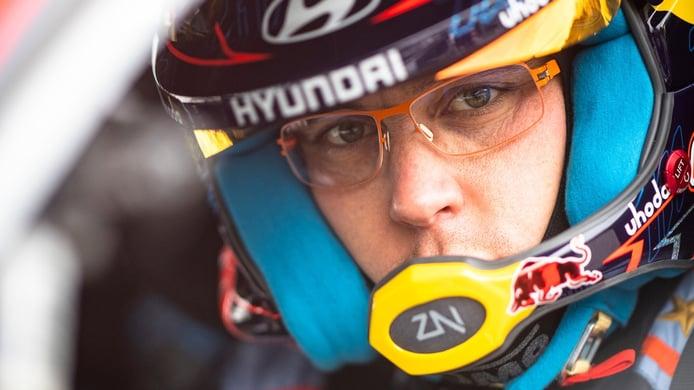 Neuville y Breen correrán en Italia con vistas a preparar el Rally de Croacia