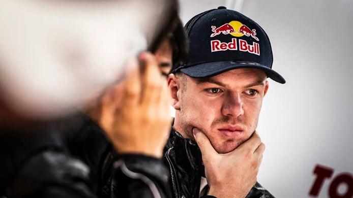 Nick Cassidy: «El DTM era un paso natural en mi relación con Red Bull»