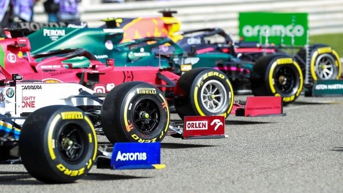 Según Pirelli, los equipos ya han compensado el 50% de la carga aerodinámica perdida