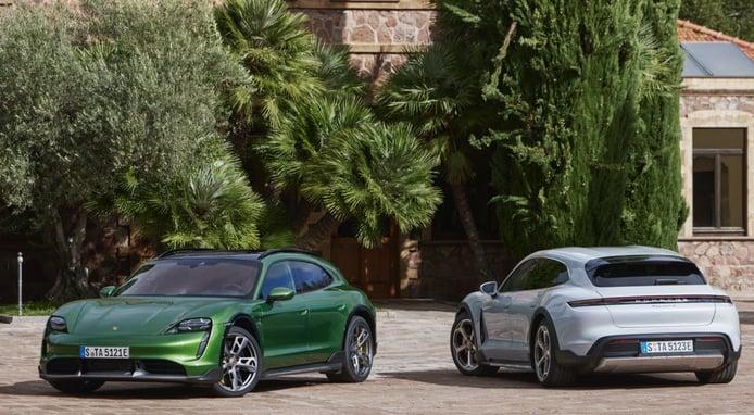 Porsche no cierra la puerta a ampliar la gama Taycan, considera nuevos modelos eléctricos