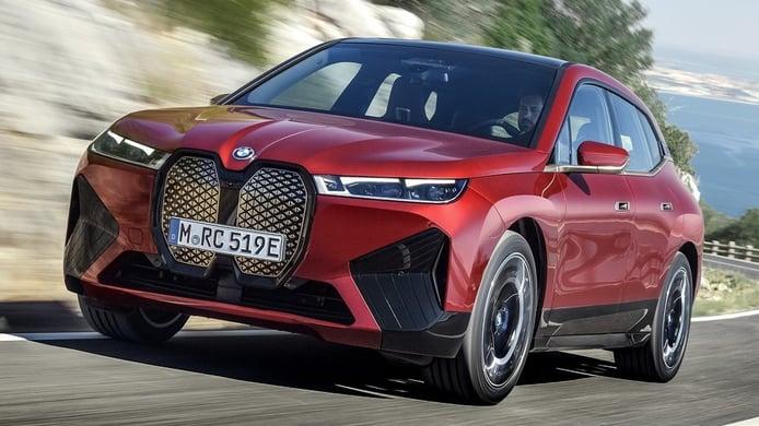 El nuevo BMW iX, un avanzado y tecnológico SUV eléctrico, ya tiene precios en España