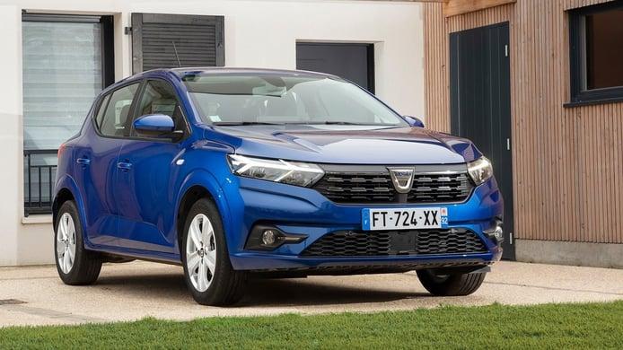 El Dacia Sandero 2021 menos potente y más equipado, ¿cuál es su precio?