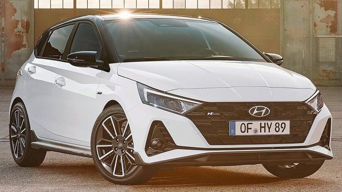 Precios del Hyundai i20 N Line, imagen deportiva y mecánica electrificada