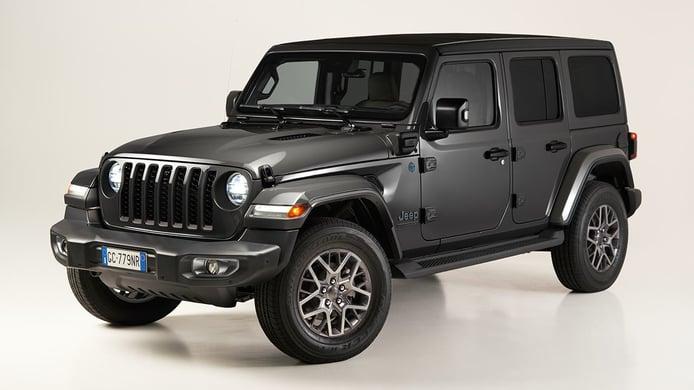 Precio del Jeep Wrangler 4xe First Edition, el nuevo todoterreno híbrido enchufable