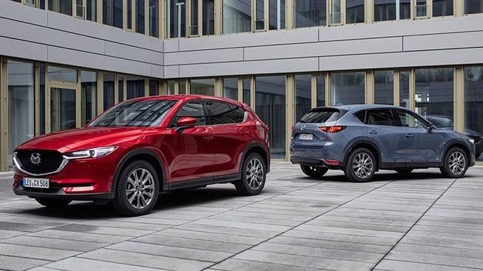 El nuevo Mazda CX-5 2021 con motor diésel ya tiene precios en España
