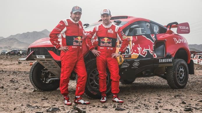Prodrive separa la icónica pareja de Sébastien Loeb y Daniel Elena