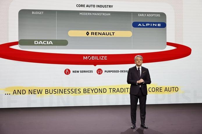 Renault suelta lastre: venderá su participación en Daimler, pero mantienen su alianza