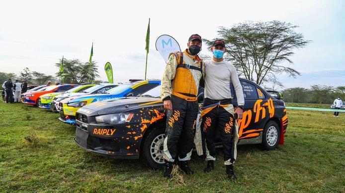 El Safari Rally vuelve a estar amenazado por la pandemia de COVID-19