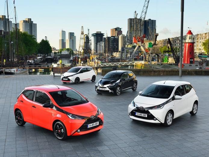 ¿Se equivoca Toyota con un sucesor de gasolina y/o híbrido para el Aygo?