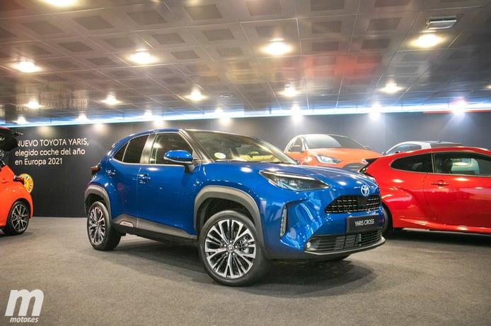 Primera toma de contacto con el Toyota Yaris Cross, ¿el próximo superventas?