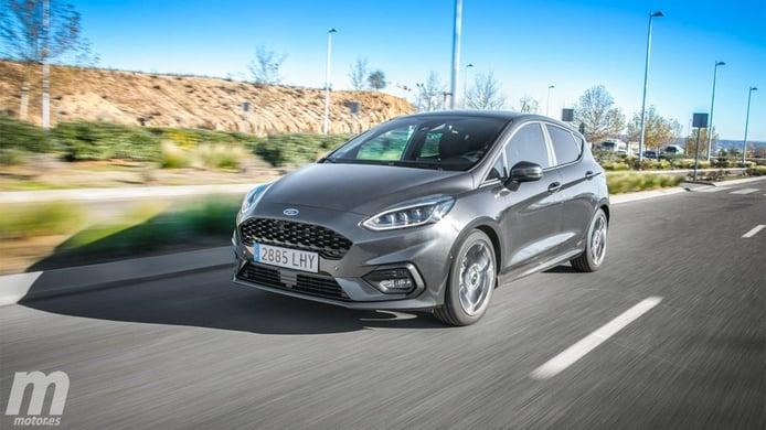 Holanda - Febrero 2021: El Ford Fiesta toma el liderato
