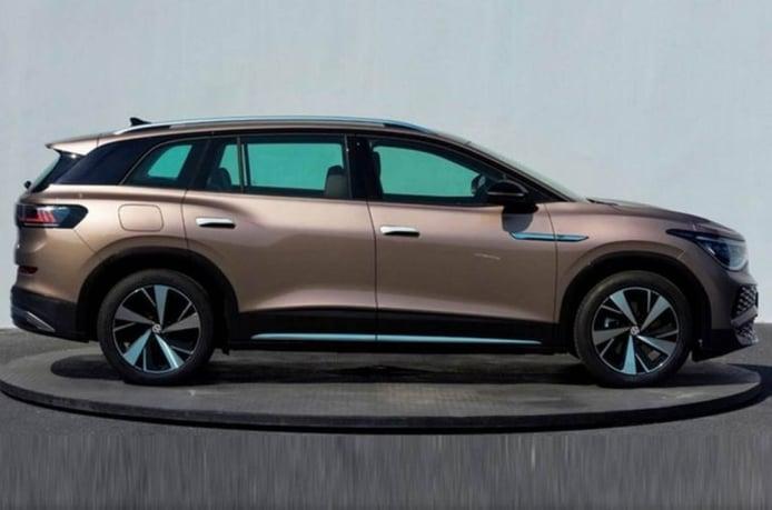Filtradas las especificaciones del SAIC Volkswagen ID.6 X para China
