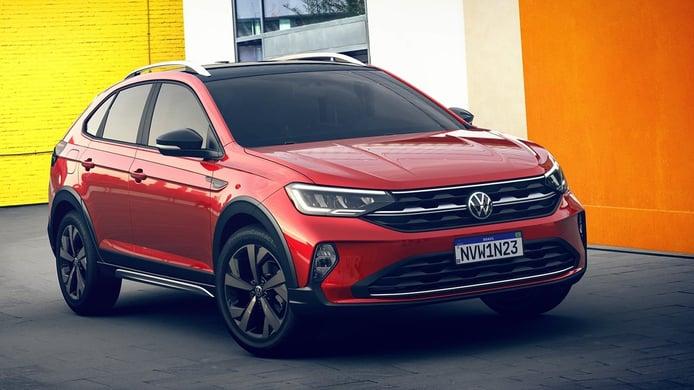 El nuevo Volkswagen Nivus está listo para su llegada a Europa