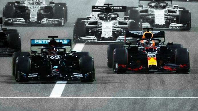 Zak Brown ve una alineación explosiva en Mercedes en 2022, ¿¡dónde hay que firmar!?