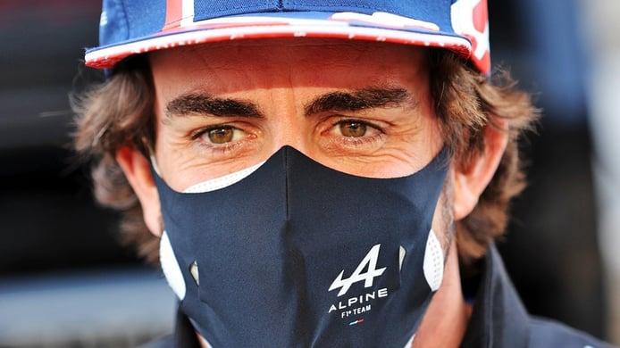 Alonso: «Estoy de vuelta porque quiero ver cómo son los coches de 2022»