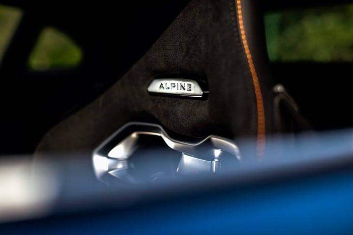 Foto Alpine A110 Trackside - interior