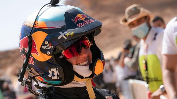 Cristina Gutiérrez se encuentra en los planes de Prodrive para el Dakar 2022