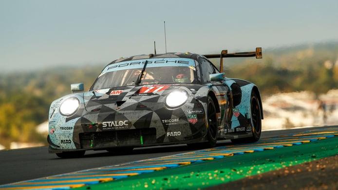 Dempsey-Proton confirma la alineación de pilotos del Porsche #77