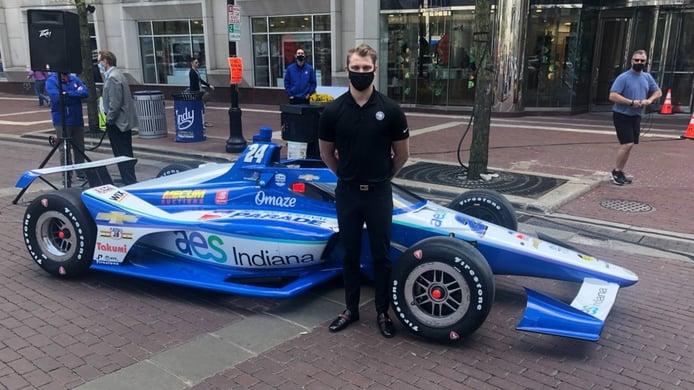 Dreyer & Reinbold se inscribe para la Indy 500 solo con Sage Karam