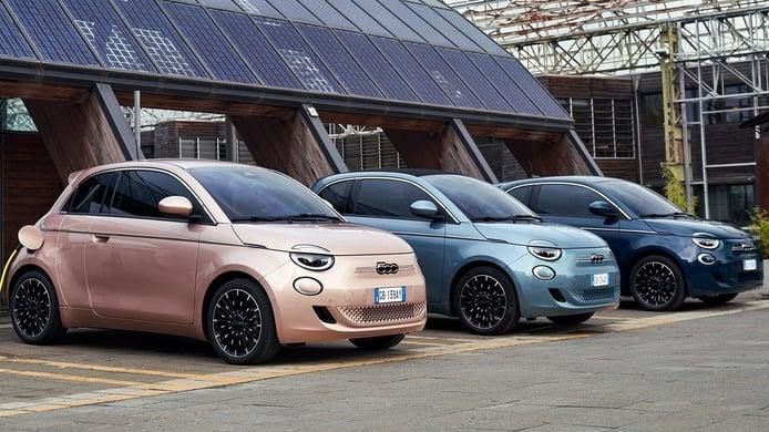 El FIAT 500 eléctrico se transformará en un vehículo comercial