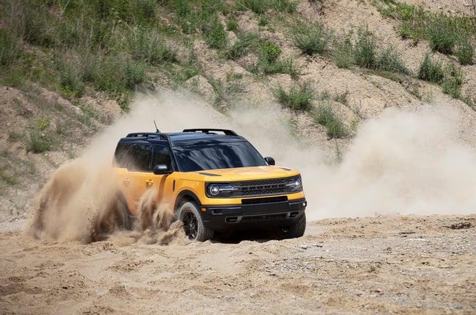 ¿No te creías que Ford va a por Jeep? Mira el vídeo de Ford para clientes del Compass