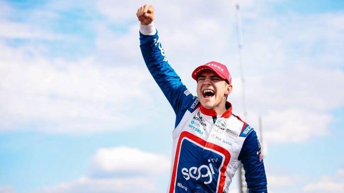 Revive los highlights del primer triunfo de Álex Palou en IndyCar