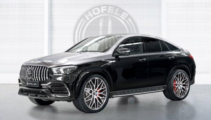 Hofele HGLE Coupé, la exquisita imagen Maybach llega al Mercedes GLE Coupé