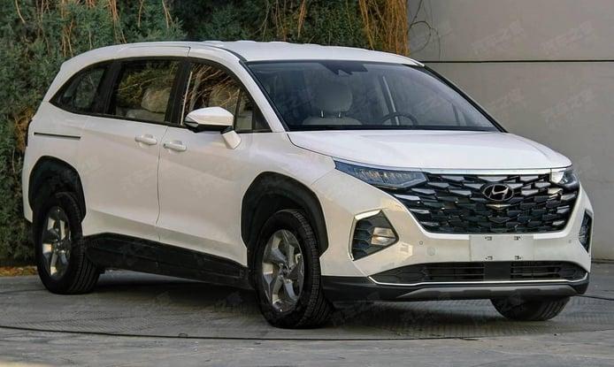 Más imágenes y nuevos datos del Hyundai Custo poco antes de su presentación