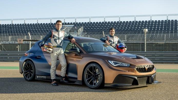 Jordi Gené y Mikel Azcona serán los pilotos de CUPRA en el WTCR 2021