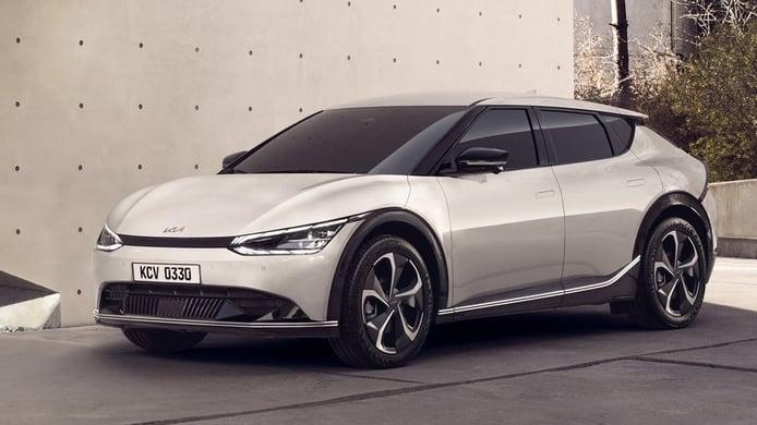 Todos los precios del KIA EV6, ¿cuánto vale la alternativa al Volkswagen ID.4?