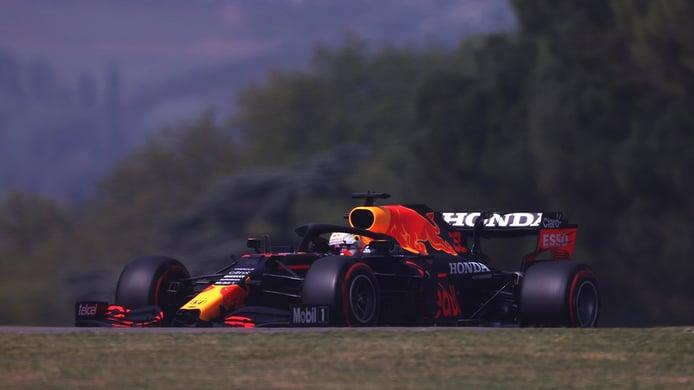 Verstappen presenta su candidatura a la pole de Imola