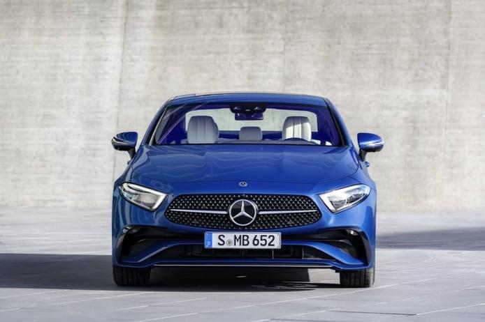 Mercedes CLS 2021, la berlina más deportiva gracias a un facelift muy sutil