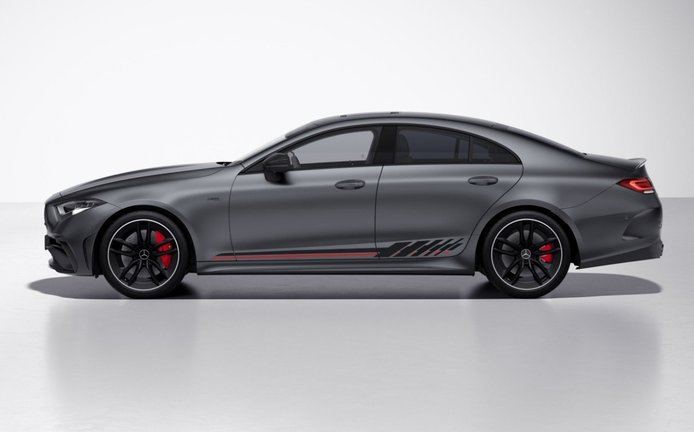 Foto Mercedes-AMG CLS 53 4MATIC + Limited Edition