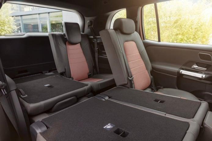 Foto Mercedes EQB - interior