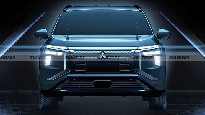 Mitsubishi Airtrek, un nuevo SUV eléctrico por y para China