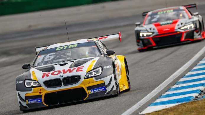 Müller y Glock desconfían de los 'pilotos GT3' que han llegado al DTM