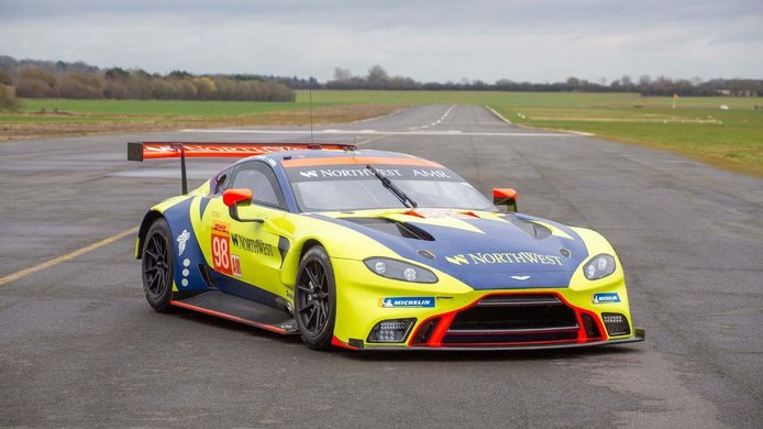 Paul Dalla Lana no falta a su cita con el WEC con un Aston Martin muy 'personal'