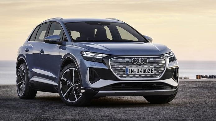El Audi Q4 e-tron ya está a la venta, precios y gama del nuevo SUV eléctrico